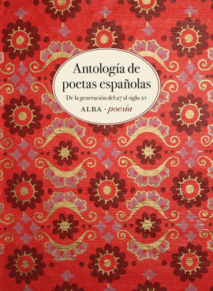 ANTOLOGÍA DE POETAS ESPAÑOLAS