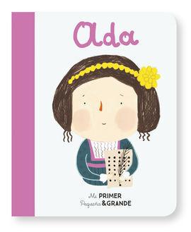 MI PRIMER PEQUEÑA & GRANDE ADA