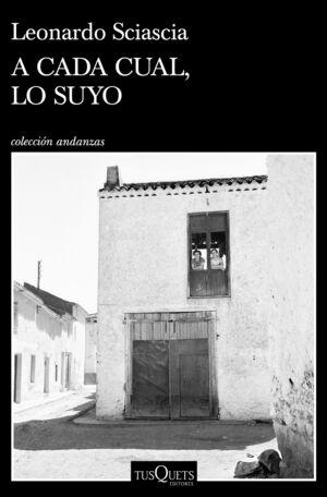 A CADA CUAL, LO SUYO