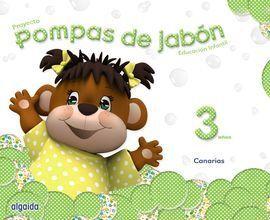 POMPAS DE JABÓN 3 AÑOS. PROYECTO EDUCACIÓN INFANTIL 2º CICLO CANARIAS
