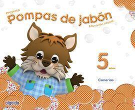 POMPAS DE JABÓN 5 AÑOS. PROYECTO EDUCACIÓN INFANTIL 2º CICLO