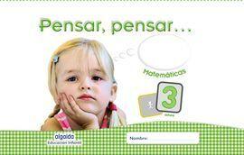 PENSAR PENSAR MATEMATICAS 3AÑOS EI 16