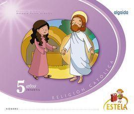 RELIGION 5AÑOS ESTELA EI 16