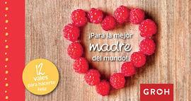 PARA LA MEJOR MADRE DEL MUNDO! - 12 VALES PARA