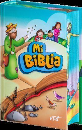 MI BIBLIA. ILUSTRADA INFANTIL. CANTO ILUSTRADO