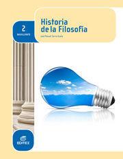 HISTORIA DE LA FILOSOFÍA 2º BACHILLERATO (LOMCE)