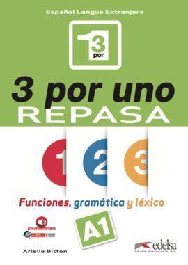 3 POR UNO. A1  REPASA