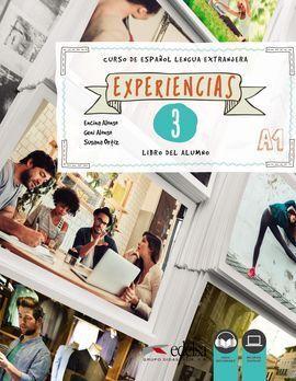 EXPERIENCIAS 3 (NIVEL A1) - LIBRO DEL ALUMNO