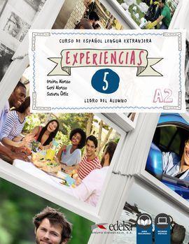 EXPERIENCIAS 5. A2. LIBRO DEL ALUMNO