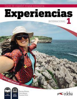 EXPERIENCIAS INTERNACIONAL 1. LIBRO DEL ALUMNO