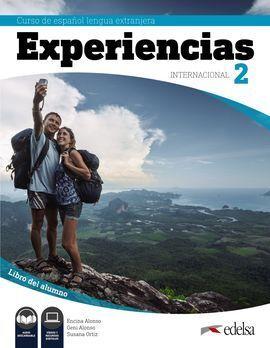 EXPERIENCIAS INTERNACIONAL A2. LIBRO DEL ALUMNO