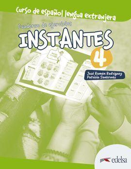 INSTANTES 4. CUADERNO DE EJERCICIOS