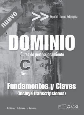 NUEVO DOMINIO. CLAVES