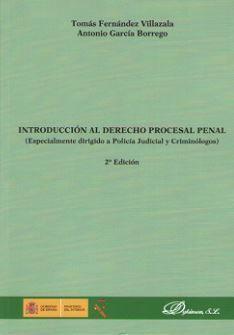 INTRODUCCION AL DERECHO PROCESAL PENAL