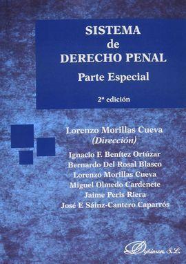 SISTEMA DE DERECHO PENAL. PARTE ESPECIAL 2ED