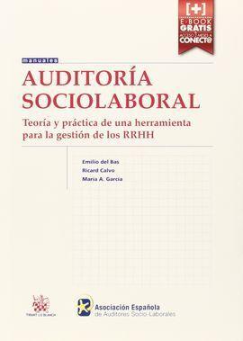 AUDITORIA SOCIOLABORAL