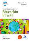 CUERPO DE MAESTROS EDUCACIÓN INFANTIL (LOMCE 2014). PROGRAMACIÓN DIDÁCTICA