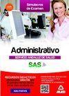 SIMULACROS DE EXAMEN ADMINISTRATIVO SERVICIO ANDALUZ DE SALUD 2014