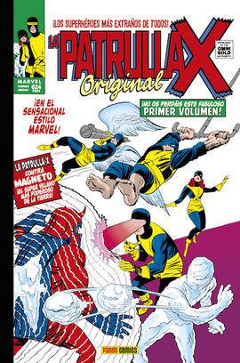 LA PATRULLA-X ORIGINAL 01. LLA PATRULLA-X CONTRA MAGNETO