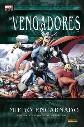 LOS VENGADORES 03: MIEDO ENCARNADO