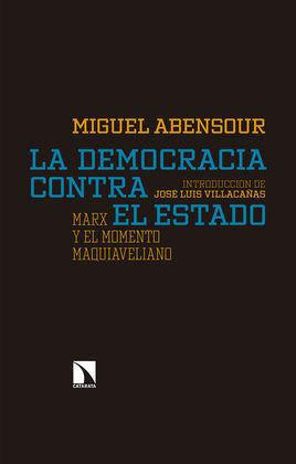 DEMOCRACIA CONTRA EL ESTADO,LA