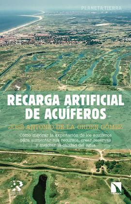 RECARGA ARTIFICIAL DE ACUÍFEROS