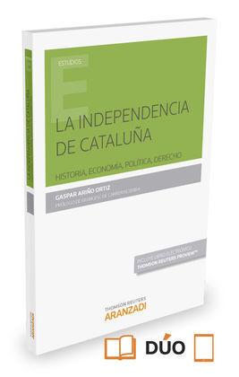INDEPENDENCIA DE CATALUÑA, LA