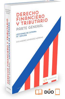 DERECHO FINANCIERO Y TRIBUTARIO. LECCIONES DE CÁTEDRA