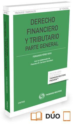 DERECHO FINANCIERO Y TRIBUTARIO. 2016