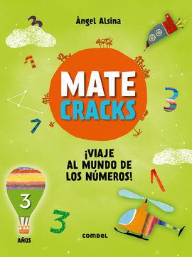MATECRACKS VIAJE AL MUNDO DE LOS NUMEROS! 3 AÑOS