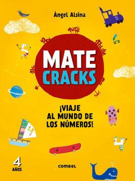 MATECRACKS VIAJE AL MUNDO DE LOS NUMEROS! 4 AÑOS