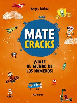 MATECRACKS VIAJE AL MUNDO DE LOS NUMEROS! 5 AÑOS