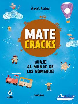 MATECRACKS VIAJE AL MUNDO DE LOS NUMEROS! 6 AÑOS
