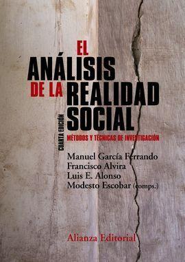 EL ANÁLISIS DE LA REALIDAD SOCIAL