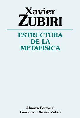 ESTRUCTURA DE LA METAFÍSICA