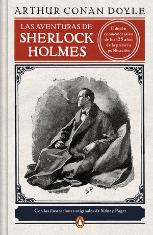 LAS AVENTURAS DE SHERLOCK HOLMES (EDICIÓN ILUSTRADA)