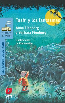 TASHI Y LOS FANTASMAS BVA
