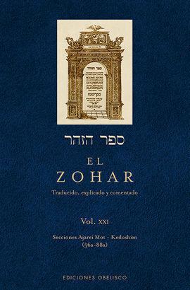 EL ZOHAR VOL. XXI