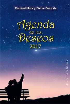 AGENDA 2017 DE LOS DESEOS