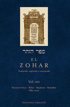 EL ZOHAR VOL. XXII