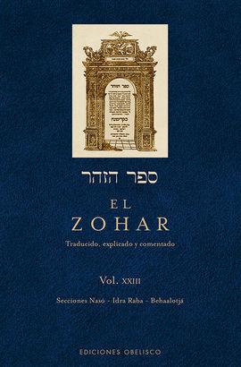 EL ZOHAR VOL. XXIII