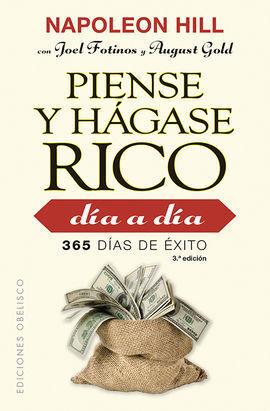 PIENSE Y HAGASE RICO DIA A DIA (B)