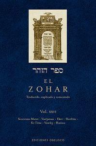 EL ZOHAR VOL. XXVI
