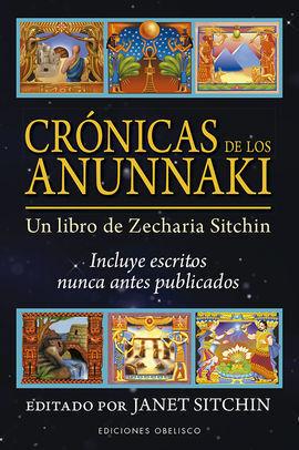 CRÓNICAS DE LOS ANUNNAKI