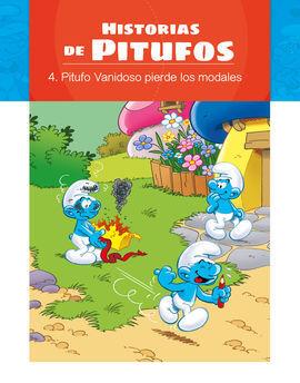 PITUFO VANIDOSO PIERDE LAS FORMAS, EL (Hª DE PITUFOS)