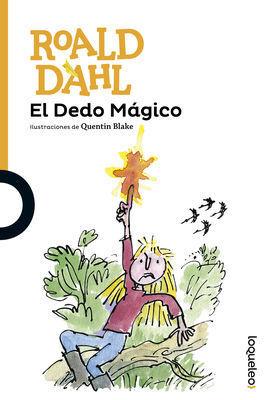 EL DEDO MAGICO INF JUV16