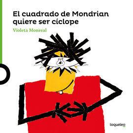 EL CUADRADO DE MONDRIAN INF JUV16