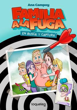 FAMILIA A LA FUGA 1. EN BUSCA Y CAP ED20