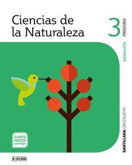 CIENCIAS DE LA NATURALEZA 3ºPRIMARIA
