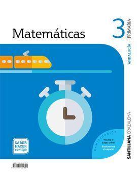 MATEMATICAS 3ºPRIMARIA